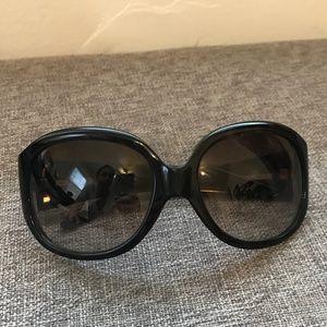 Ralph Lauren Oversized Sunglasses- Tortoise
